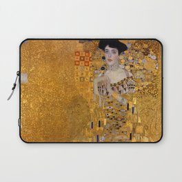 The Woman in Gold Laptop Sleeve