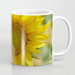 Cheerful sunflower Coffee Mug
