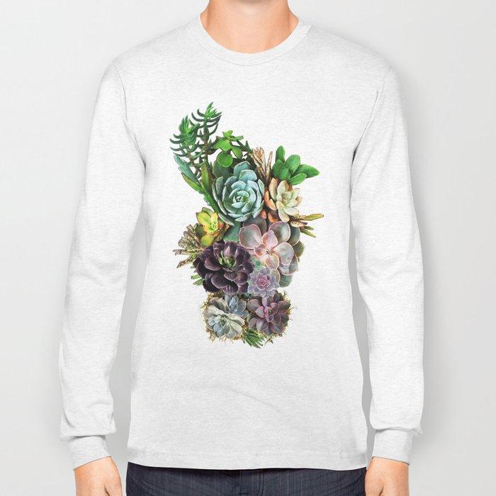 Succulent gardens Long Sleeve T-shirt