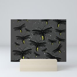 Fireflies Mini Art Print