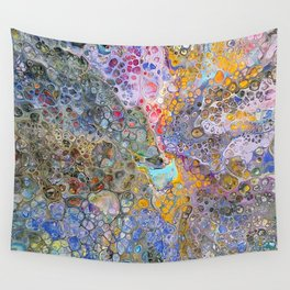 Celestial Explosion Wall Tapestry