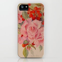 Cascade iPhone Case