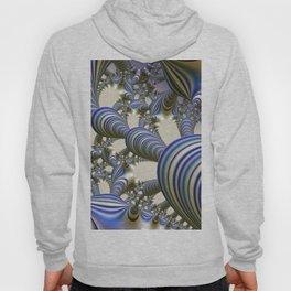 amazing fractal 6181 blue Hoody