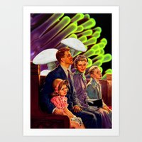 Personal experience Art Print