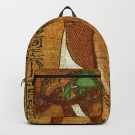 Egyptian Book of the Dead Backpack