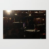 drum Canvas Prints featuring Drum by Alexandre Maia