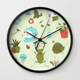 IWA CHAN Wall Clock