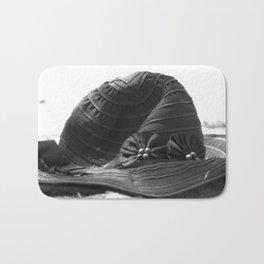 Beach Hat Bath Mat