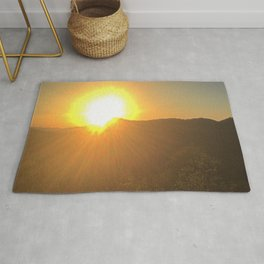 Asheville Sunrise Rug