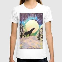 Howling at the Moon T-shirt
