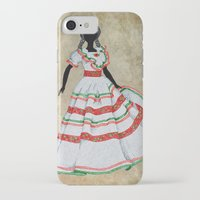 mexico iPhone & iPod Cases featuring Mexico by Dany Delarbre