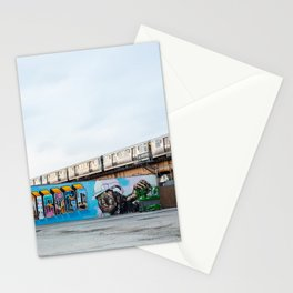 Chicago El and Mural Stationery Cards