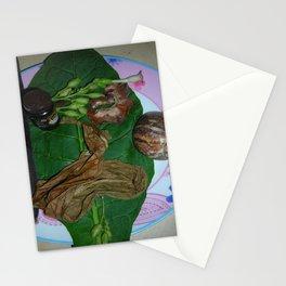 Souvenir des vacances de Lory 2009 Stationery Cards