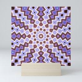Purple Pink Mini Art Print