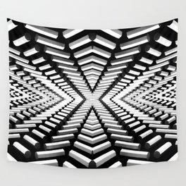 Pentagon Hexagon Octagon Wall Tapestry