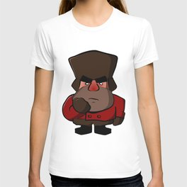 Angry Russian T-shirt