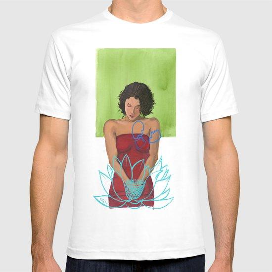 Amarican Lotus T-shirt