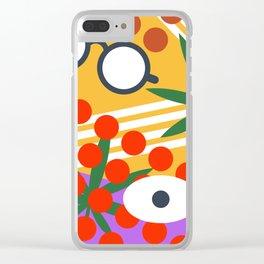 future ISLAND Clear iPhone Case