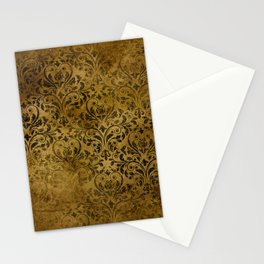 Beautiful Glimmer Design Stationery Cards