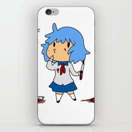 Bad Time for Noticing iPhone Skin