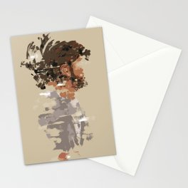 Birds in your head Stationery Cards