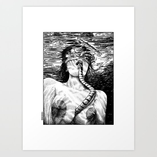 asc 509 - La morsure salée (The salty bite)  Second version by apolloniasaintclair