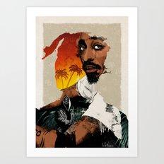 PAC Tribute Art Print