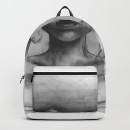 the woman Backpack
