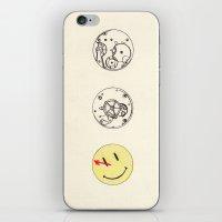 watchmen iPhone & iPod Skins featuring Watchmen by wwei