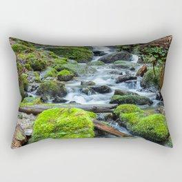 Downstream Rectangular Pillow