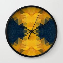 POLI LEMON OLI 1 Wall Clock