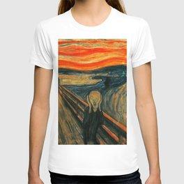 The Scream Edvard Munch T-shirt