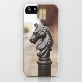 New Orleans Hitching Post #3 iPhone Case