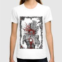 mad hatter T-shirts featuring Mad Hatter by Mongolizer