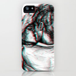 I need you iPhone Case