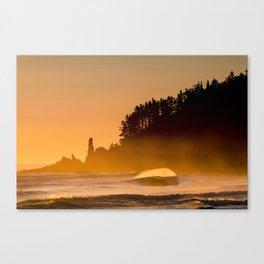 Coromandel Sunrise Canvas Print