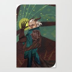 Inquisitor Adaar Canvas Print
