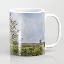Single Exmoor Tree Coffee Mug