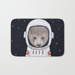 little space bear Bath Mat