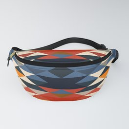 Southwestern Diamonds Fanny Pack