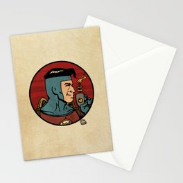 The Space Adventurer Stationery Cards