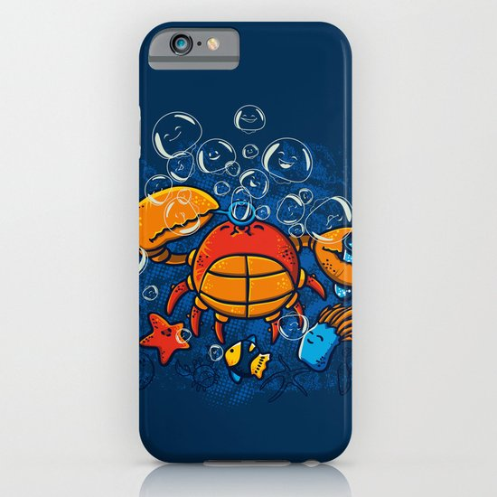 Jellyfishes Birth iPhone & iPod Case