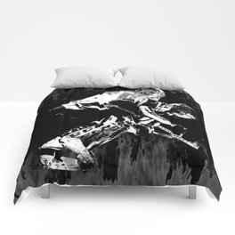 Ice Hockey Goalie Comforters