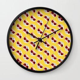 Lord Aries Cat - Pattern 009 Wall Clock