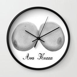 Ava Koxxx Wall Clock