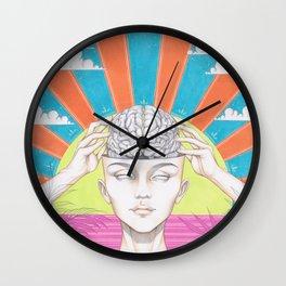 Brain Change Wall Clock