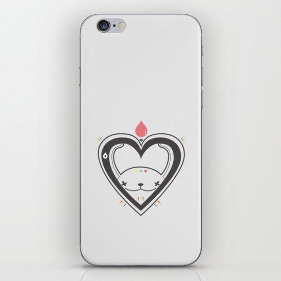 HEART ♥ DROP iPhone & iPod Skin