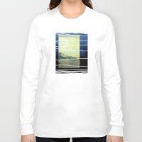 bridge Long Sleeve T-shirts featuring Bridge by Neelie