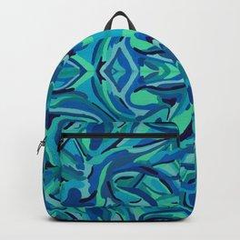 Azure Backpack
