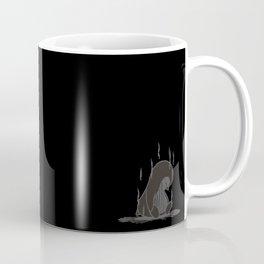 Fried Penguin Coffee Mug